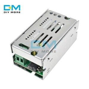 Image 4 - 200W 15A 8 60V 가변 DC DC 스텝 다운 벅 컨버터 모듈 12V 24V 48V ~ 5V 전압 레귤레이터 전원 변압기