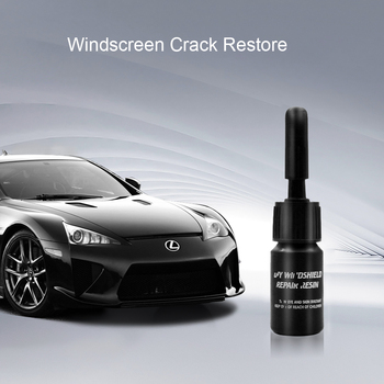 Car Windshield Cracked Repair Tool DIY Car Window Phone Screen Repair Kit Glass Curing Glue Auto Glass Scratch Crack Restore