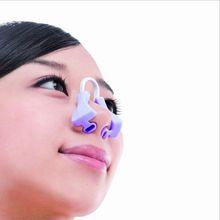 1pc nariz shaper shaping lifting clip ponte endireitamento nariz up nariz shaping clipe levantamento visage facial ferramentas de beleza da aptidão