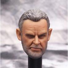 Лидер продаж модель человека в масштабе 1/6 Мужская голова Филлер