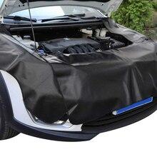 3 шт Универсальное автомобильное магнитное крепление для Fender крышка складной протектор механические работы с коврик авто ремонтная площад...