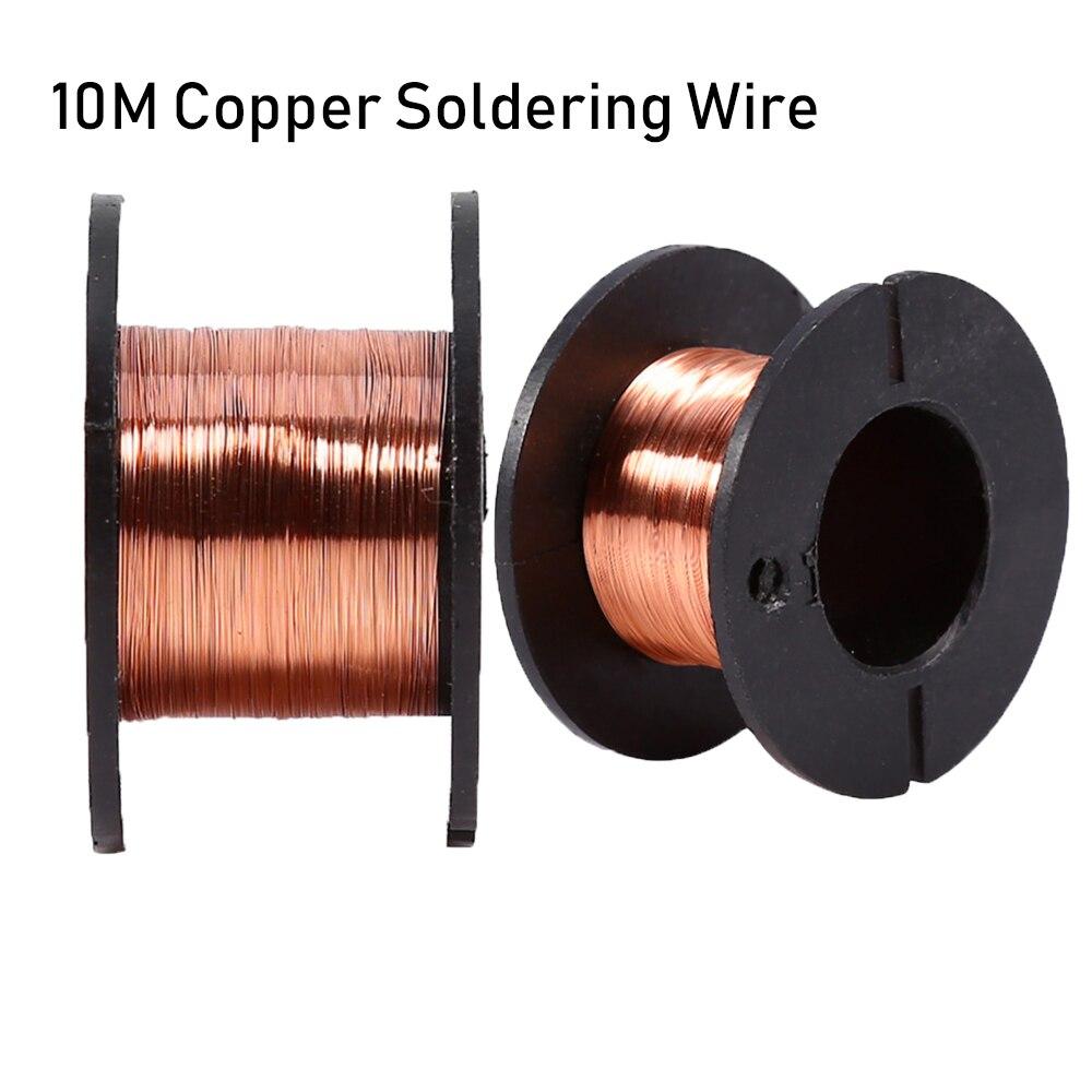0,1mm PCB Link Jumper Draht Wartung Jump Linie Kupfer Löten Draht für Handy Computer PCB Schweißen Reparatur Werkzeuge