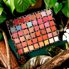 Leopard Eyeshadow Power Palette Sequins Matte Shimmer Lasting Makeup Pigment Private Label
