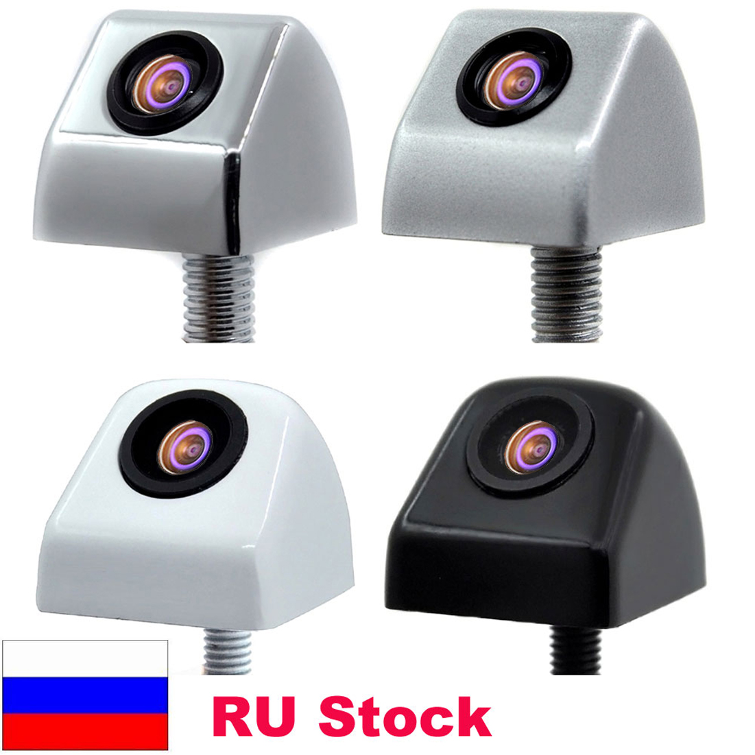 Factory Price CCD CCD Car Rearview Camera Waterproof NIGHT Wide Angle Luxur car rear view camera reversing Backup Camera