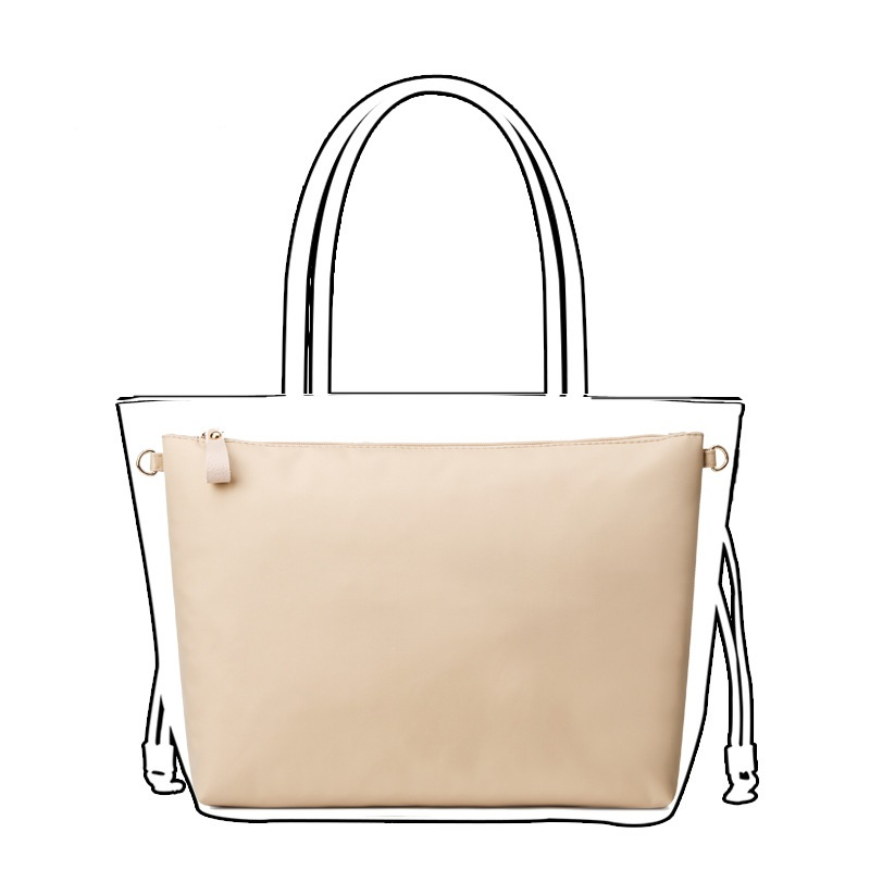 Purse Insert Organizer Nylon Large Tote Bag Organizer Insert Handbag  Women's Handbag Organizers Neceser Maquillaje Mujer - Super Deal #C52F28 |  Cicig