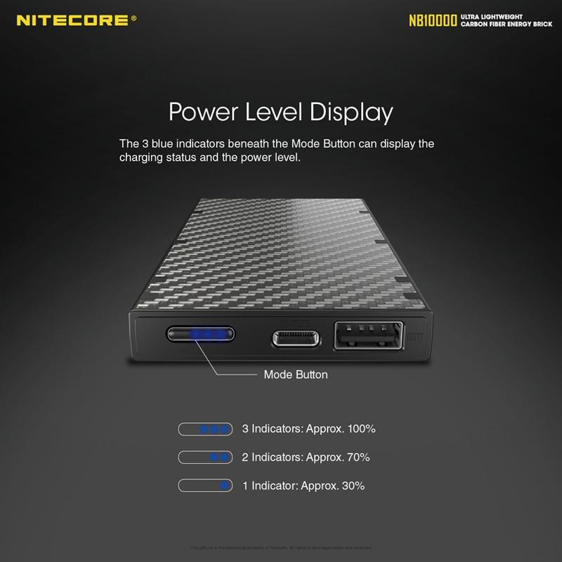 NITECORE NB10000 10000mAh Mobile Power Bank (17)