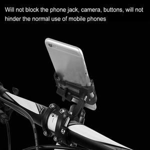 Держатель мобильного телефона для велосипеда, Мобильный держатель для горного велосипеда, руль велосипеда и держатель для мобильного телефона из алюминиевого сплава