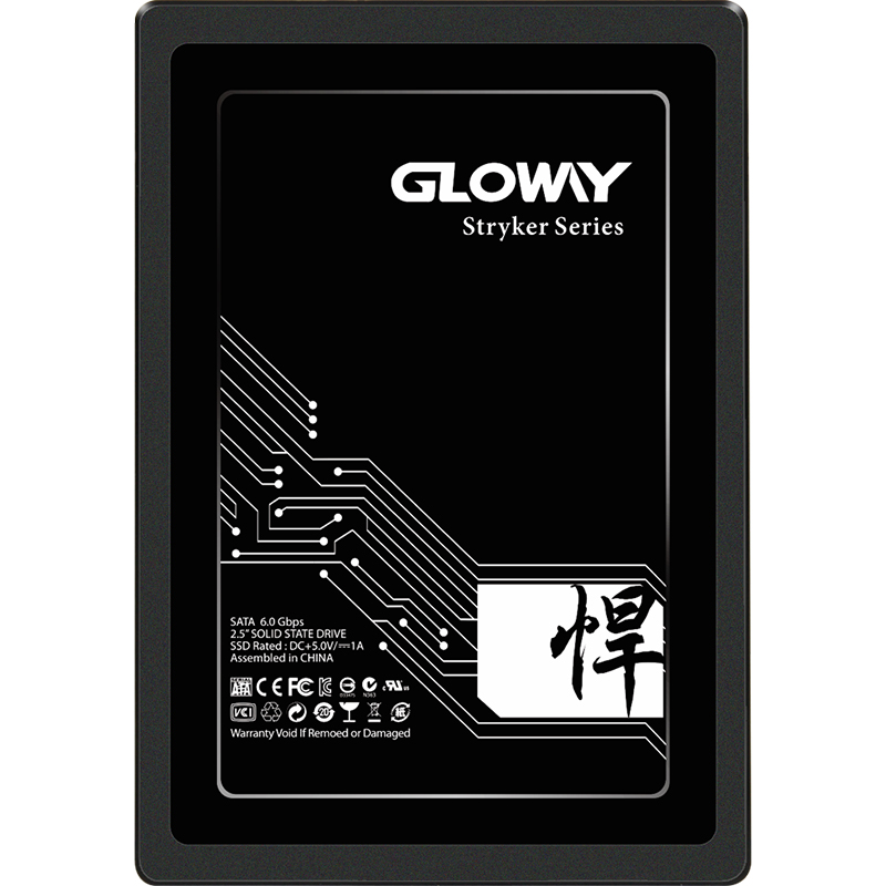 Gloway 512GB 2TB Internal Solid State Disk HDD Hard Drive SATA 3 2.5 For Laptop Desktop SSD Disk 1.5T 2T