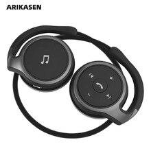 Arikasen A6 bluetooth earphone on ear comfortable Wireless E