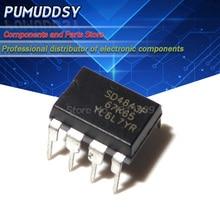 10 ピース/ロットSD4843P SD4843P67K65 dip 8 ic