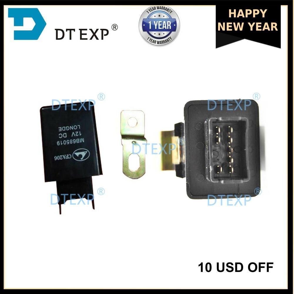 Door Central Locking Control Relay For Pajero Shogun MK2 V31 V32 V33 V46 Lock Relay For Montero MB685019