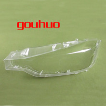 For BMW New 3 Series13-15 320 328 316 335 Headlights Cover Shell Mask Transparent Lampshade Headlamp