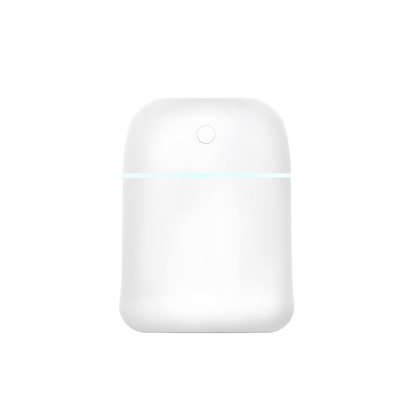 USB Mini Air Humidifier Ultrasonic Cool Mist Humidifier Mute LED Light Mist Maker For Home