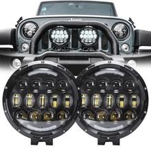 New Super Bright 7 105W LED Work Light Bar Offroad 4x4 SUV ATV LED Work Light For 4WD 4x4 Car SUV ATV Offroad Truck crek super bright 6 160w offroad led work light 4x4 led bar truck bar led car light for jeep 4wd 4x4 off road suv atv offroad