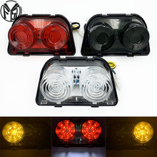 For HONDA CBR 250 CBR 400 CBR250 CBR400 NSR 250SP NSR250SE NSR 250SP/250SE MC 18/19/21/22/28 NC23 Motorcycle Rear Tail Lights