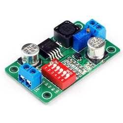 Быстрый набор напряжения LM2596S-ADJ модуль dc-dc модуль Бак регулятор напряжения Модуль