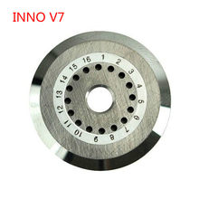 NEW Fiber Optic Cleaver Blade for INNO V7 Fiber Optic Cutting Knife Blades(China)