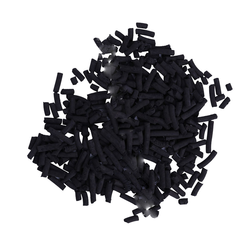 Aquarium Fish Tank Activated Carbon Charcoal Purify Water Quality Filter Media Removes Impurities Odours Pellet