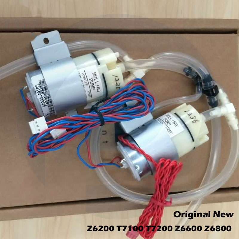 Original New For HP Designjet T7100 Z6200 T7200 Air Pressure System (APS) assembly CQ105-67050 CQ109-67027 image