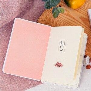 Image 5 - MIRUI carnet de notes nourriture souvenir créatif, couverture rigide, illustration de page intérieure, livre de main, agenda pour étudiants, fournitures scolaires et de bureau