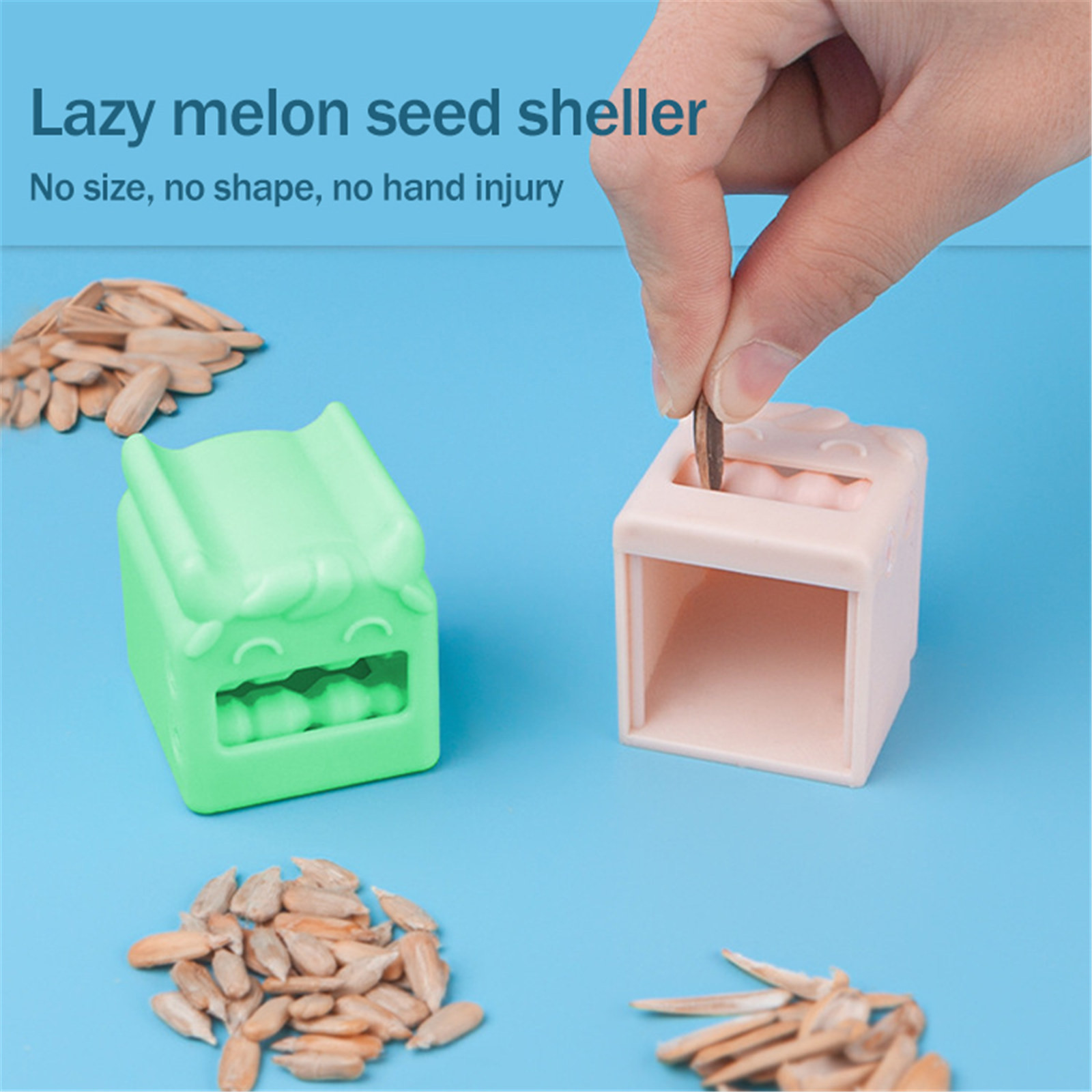 Melon Seed Peeler Automatic Shelling Machine Household Kitchen Tool Accessories Support Wholesale and Dropshipping-0.5