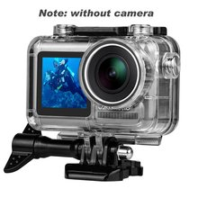 61 Meters Waterproof Housing Case Diving Shell for DJI OSMO Action Sports Camera Surfing Protecting Accessory