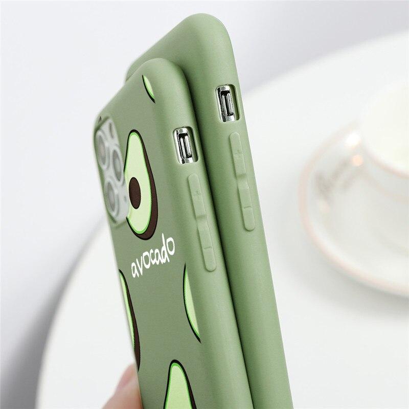 Cute Avocado Case 37