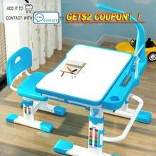 компьютерный стол  стул детский столовый набор столик для компьютера