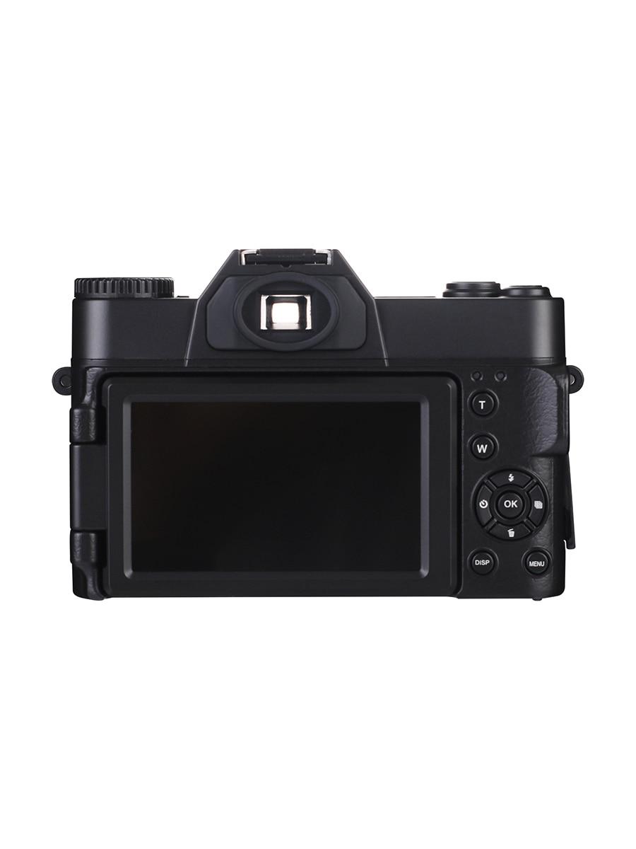 KOMERY Digital Camera 4K Camera 3.0 Inch LCD Flip Screen Video Camera 16X Digital Zoom HD Output Support WiFi Selfie Cam-1