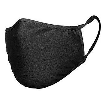 #H30 1Pc Fashionable Cotton Anti-Dust Face Mouth Masks Cover Black Reusable Washable Face Masks Mascarilla Drop Shipping