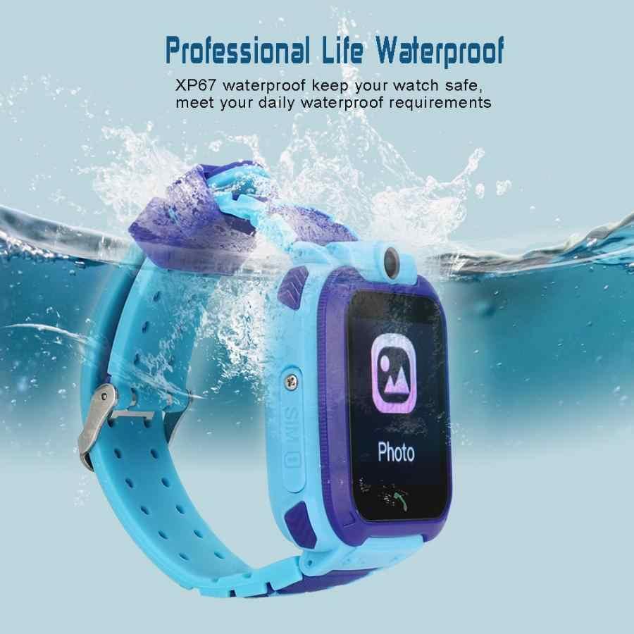 Водонепроницаемые Смарт-часы многофункциональные детские цифровые наручные часы для IOS/AndroidQ12