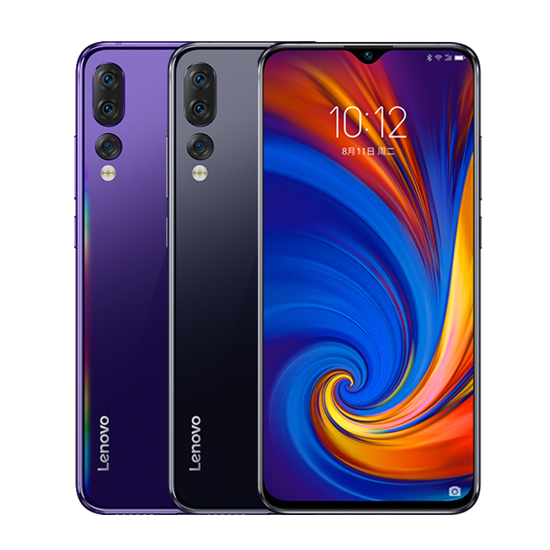 Global ROM Lenovo Z5s 6GB 64GB 128GB Snapdragon 710 AIE Octa Core Mobile Phone 6.3