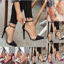 Wysokie obcasy damskie buty ślubne balowe lady kryształowe platformy srebrny brokat rhinestone buty dla panny młodej party pompy rozmiar kobiet buty