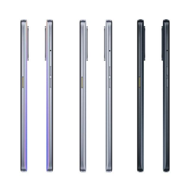 "Realme GT Neo 5G Mobile Phone 6.43"" FHD+ 120Hz Super AMOLED Dimensity 1200 Octa Core Cellhones 4500mAh 64MP AI Triple Cam 4"