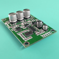 Brushless DC Motor Driver No Hall Motor Controller Non-inductive Motor Drive BLDC Driver Board