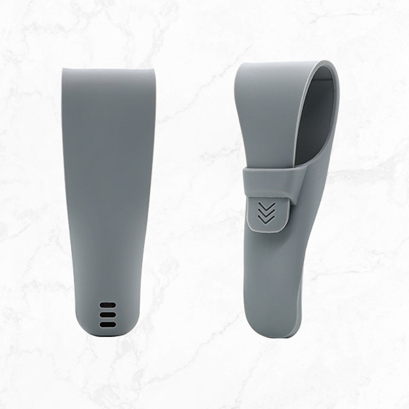 New Style Manual Shaver Silicone Cover Travel Portable Set Universal Style Shaving Shaver Travel Box Knife Rest Case