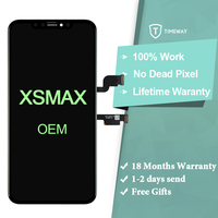 For iPhone XS Max LCD Display For Tianma OLED OEM Mobile Phone Screen Digitizer For iPhone X XS Max XR screen lcd display