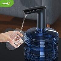 SaengQ-dispensador de agua eléctrico para el hogar, bomba de agua, interruptor de botella de beber, Aparatos de tratamiento del agua automático inteligente