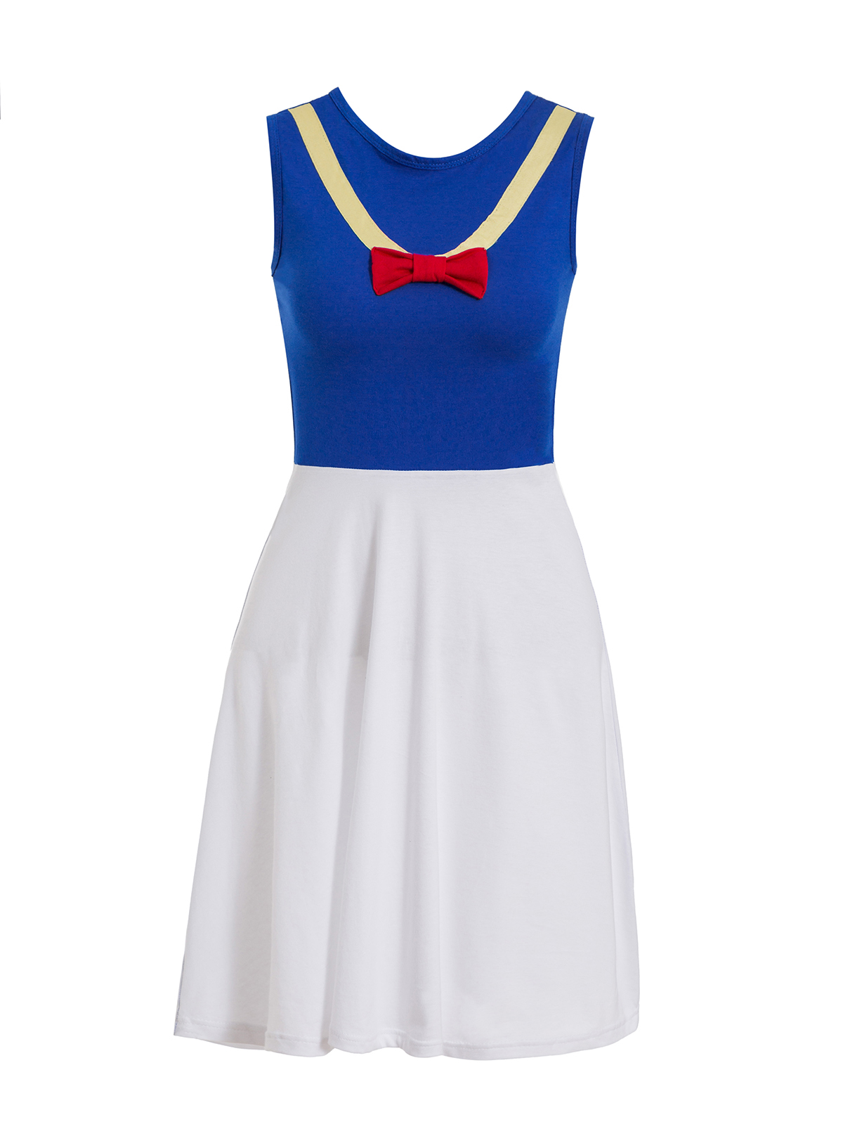 Платье принцессы для взрослых; одинаковый семейный маскарадный костюм «Минни Маус и я»; женское платье принцессы в горошек; большие размеры - Цвет: donload