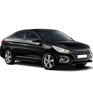 Image 5 - Cửa Sổ Bên Sâu Chống Ồn Dành Cho Xe Hyundai Verna 2017 2018 2019 Sedan Cửa Sổ Che Lỗ Thông Hơi Bóng Mặt Trời Mưa Sâu Chống Ồn Vệ Binh SUNZ