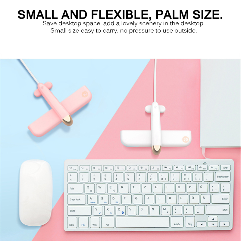 Портативный милый 4-портовый концентратор USB 2,0, концентратор Usb 3,0, Usb-концентратор в форме самолета, USB-разветвитель, внешний многопортовый ...