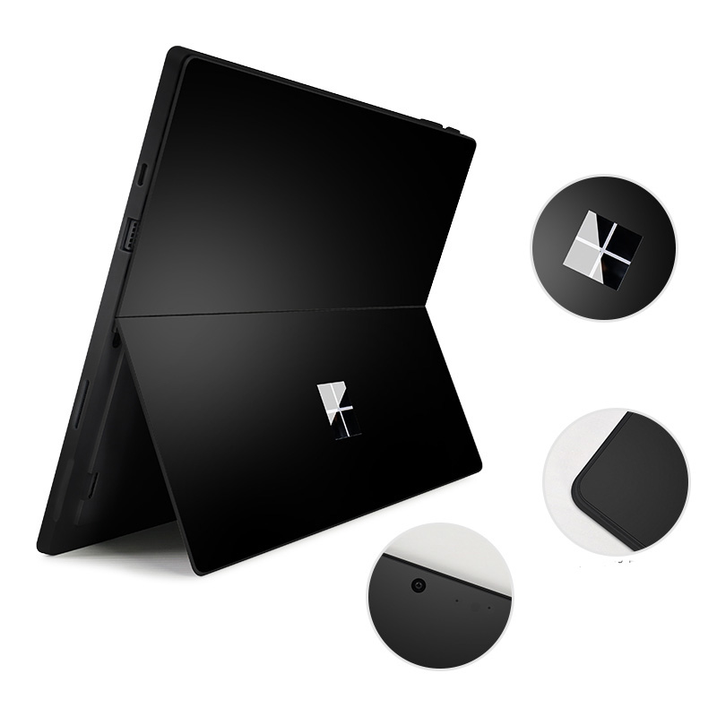 Protective Decal Sticker Protector Laptop Cover Skin For Microsoft New Surface Pro 6 (2018 Released) 12.3