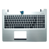 무료 배송!!! 새로운 원래 노트북 쉘 커버 c 손목 받침대 키보드 아수스 s550 k56 r505c s550c k56cm s56c a56c