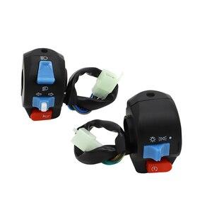 Image 2 - Für Gy6 50cc 125cc 150cc Moped Roller Baja Links Rechts Griff Bar Switch Control Schalter Blinker Licht Scheinwerfer Horn taste