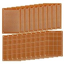 10pcs5x7 см универсальная макетная плата Односторонняя печатная