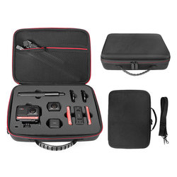 For Insta360 ONE R Camera Bag Action camera Carrying Case Hardshell Portable Storage Bag For Insta360 ONE R Camera Accessories