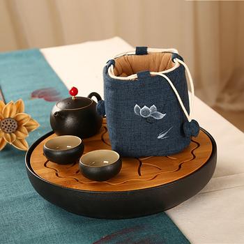 Tea Cozies torby do przechowywania torby do przechowywania torby na ubrania pudełko do przechowywania torby na zabawki i zestaw do herbaty tanie i dobre opinie CN (pochodzenie) Bawełna Cotton Blue Brown Green Dehua Square Storage Bag Storage Box Storage Box Clothes Handmade Simple