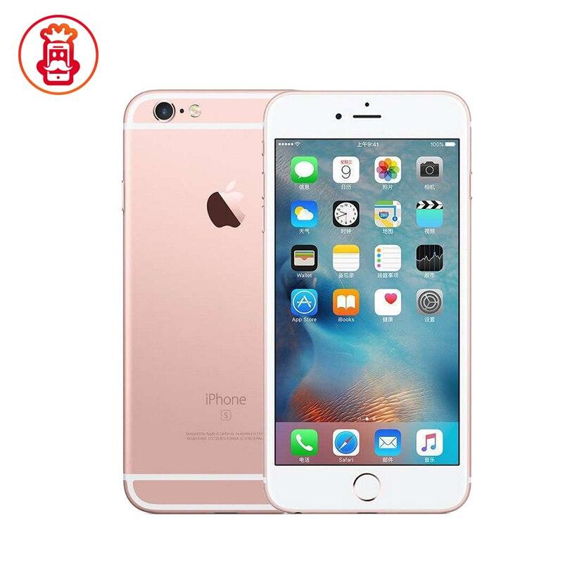 Desbloqueado Original iPhone6S Plus 2GB RAM 16/64/128GB ROM 4,7