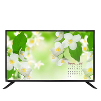 Monitor size 43 50 55 inch grobal version youtube TV android OS 7.1.1 smart wifi internet LED 4K television TV