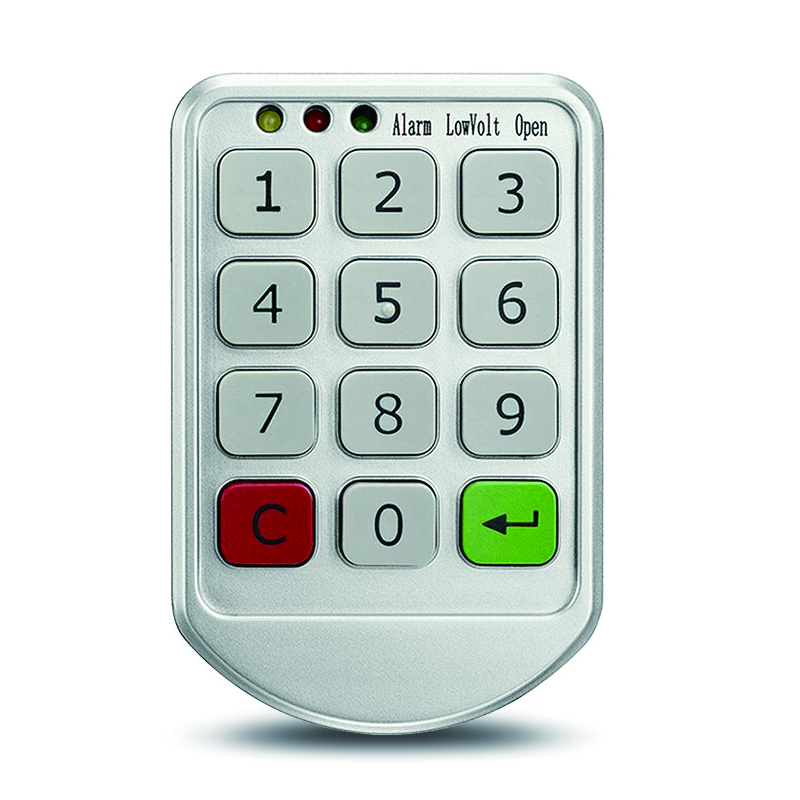 Digit Door Code Cabinet Lock Password Keypad Sauna Lock Electronic Super Market Library Meseum Swimming Pool GYM Password Locker